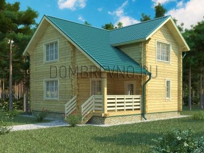 Дом из бруса №114 Угода